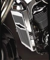 Show Chrome Accessories Celestar Radiator Grille for Suzuki VL800/C50/M50