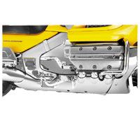 Show Chrome Accessories Rear Lower Cowl