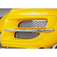 Show Chrome Accessories Side Fairing Accents for GL1800 Gold Wing