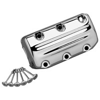 Show Chrome Accessories Tour Cylinder Head Covers