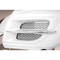 Show Chrome Accessories Radiator Grille for GL1800 Gold Wing