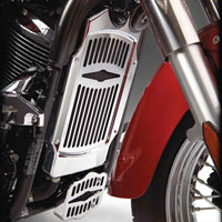 Show Chrome Accessories Celestar Radiator Grille for Kawasaki VN900