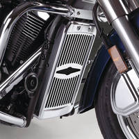 Show Chrome Accessories Celestar Radiator