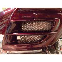 Add On Chrome Radiator Grills