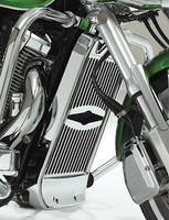 Show Chrome Accessories Celestar Radiator Grill