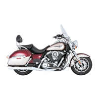 Vance & Hines Twin Slash 4? Round Slip-Ons Chrome