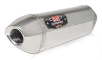 Yoshimura R-77 Complete Polished Stainless Exhaust System