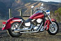Vance & Hines Straightshots Original Exhaust