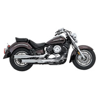 Vance & Hines Classic II Cruiser Slip-On Exhaust System