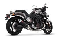 Vance & Hines CS One Black Slip-on Exhaust