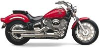 Cobra Classic Deluxe Slash-Cut Exhaust S