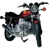 DG Performance CBX 6-into-1 Exhaust for Honda CBX