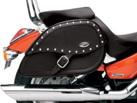 Saddlemen Desperado Rigid-Mount Teardrop Saddlebag