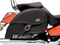 Saddlemen Drifter Rigid-Mount Teardrop Saddlebag