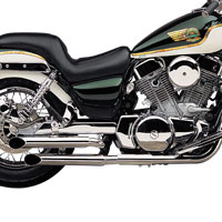 Cobra Slash-Cut Slip-on Mufflers