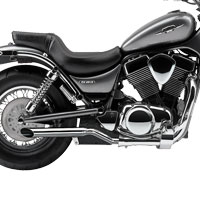 Cobra Two Sided Slashcut Slip On Mufflers