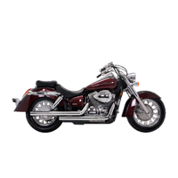 Vance & Hines Straightshots HS Exhaust Chrome