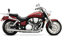 SuperTrapp Megaphone Slash-cut Chrome Slip-on Mufflers