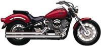 Cobra Speedster Longs Exhaust System for Yamaha V-Star 1100