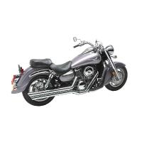 Vance & Hines Big Shots Staggered Exhaust System for 1600 Vulcan Classic