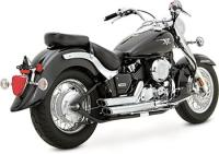 Vance & Hines Shortshot Staggered Exhaust System