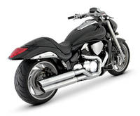 Vance & Hines Big Shots Staggered Exhaust