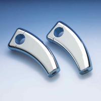 Show Chrome Accessories  Euro-Style Riser Set