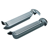 Kuryakyn Chrome Handlebar Top Covers for GL1800 Gold Wing