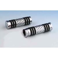 Arlen Ness Diamond Billet Grips for Yamaha, Kawasaki and Suzuki Cruisers