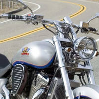 Baron Custom Accessories Xtreme Handlebar