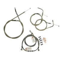 Baron Custom Accessories Throttle Cable Kit