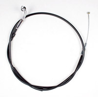 Motion Pro Black Vinyl Pull Throttle Cable