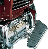 Wingleader Offset Engine Guard Cruise Floorboards