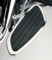 Cobra Swept Chrome Driver Floorboards