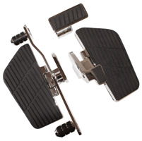 Add On Drivers Floorboard Kit with Heel and Toe Shifter