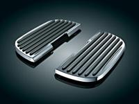 Kuryakyn Chrome Floorboard Covers