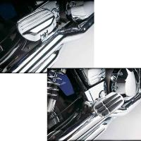 Show Chrome Accessories Vantage Footboard Board Set