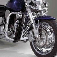 Show Chrome Accessories Front Highway