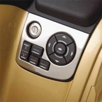 Show Chrome Accessories Accent Panel for GL1800 Gold Wing