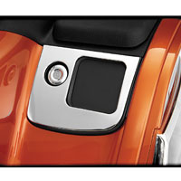 Show Chrome Accessories Right Side Panel Accents