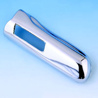 Show Chrome Accessories Chrome Reverse Handle Accent