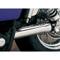Cobra Drive Shaft Cover Chrome