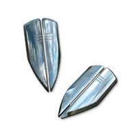Kuryakyn Chrome Fork Protector Covers