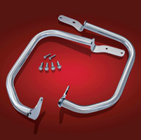 Show Chrome Accessories Front Highway Bars for 950 V-Star