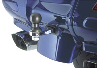 Rivco 0″ Hitch Tongue for GL1800 Gold Wing