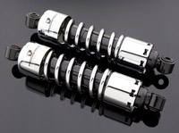 Progressive Suspension Chrome 412 Series Shocks
