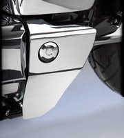 Show Chrome Accessories Swingarm Cover for Honda VT750 Aero, Phantom and Spirit C2