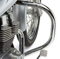 Cobra Standard Chrome 1-1/4″ Freeway Bars