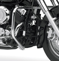 Jardine Chrome Front Highway Bars