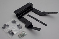 Kuryakyn Mounting Kit for Debris Modulator Mud Flap